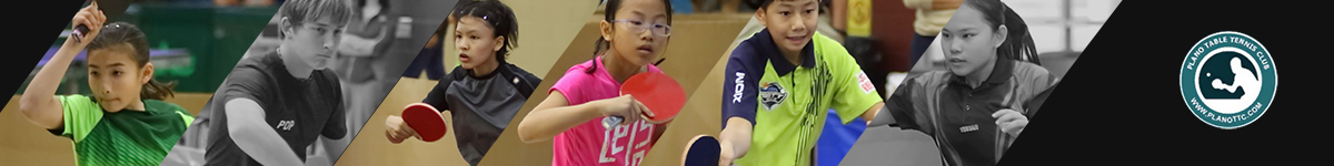 PLANO TABLE TENNIS CLUB